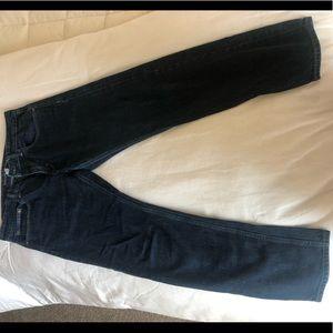 Banana republic slim fit jeans